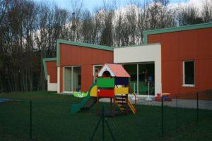 Maison de l'enfance Zozo Poulbot la ferté alais