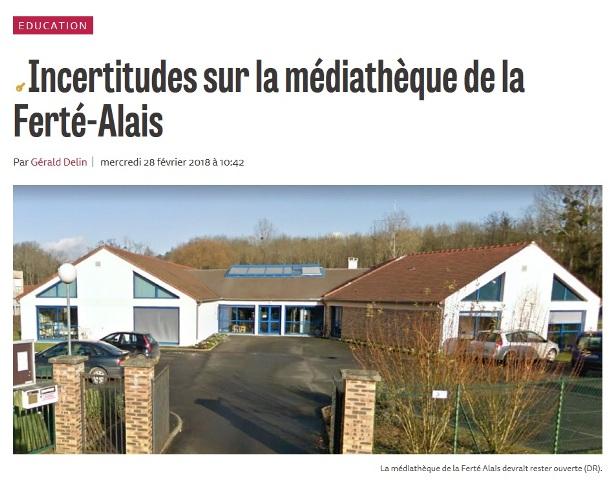 mediatheque-sud-essonne-fermeture