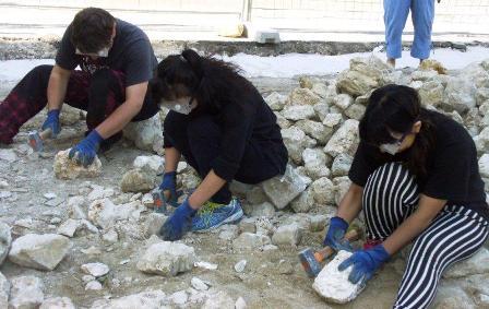 Restauration de l'église saint pierre de la ferte alais