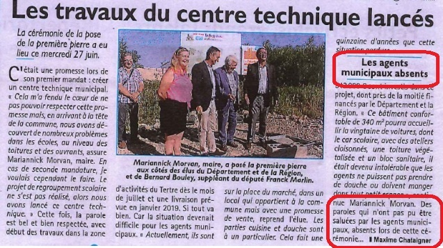 agents-municipaux-absents-pose-premiere-pierre-centre-technique