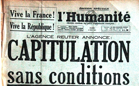humanite-8-mai-1945